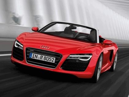 2013 Audi R8 V10 spyder 7