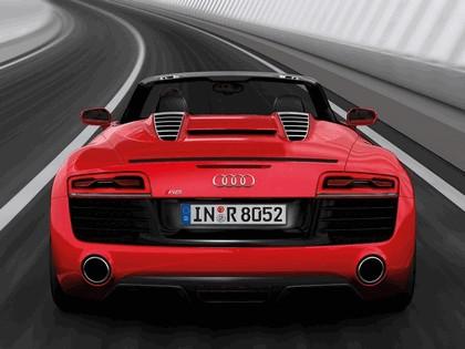 2013 Audi R8 V10 spyder 8