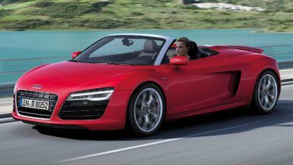 2013 Audi R8 V10 spyder 2