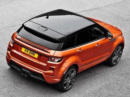 2012 Land Rover Range Rover Evoque RS250 Vesuvius Copper by Project Kahn 2