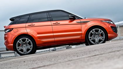 2012 Land Rover Range Rover Evoque RS250 Vesuvius Copper by Project Kahn 7