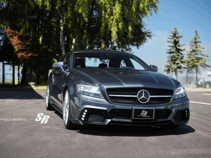 2012 Mercedes-Benz CLS63 ( 218 ) AMG Project Maximus by SR Auto Group 2