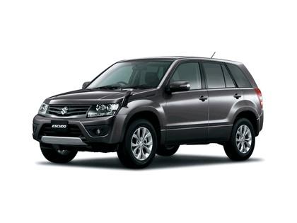 2012 Suzuki Escudo 1