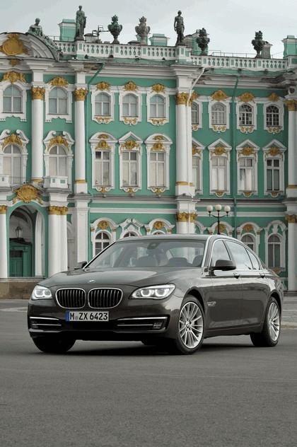 2013 BMW 750Li ( F01 ) 19