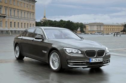 2013 BMW 750Li ( F01 ) 20