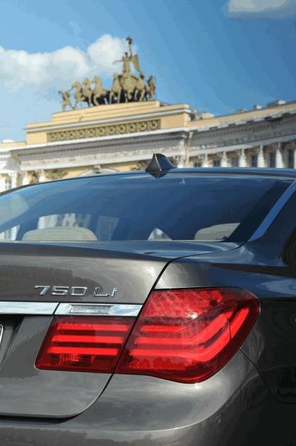 2013 BMW 750Li ( F01 ) 23