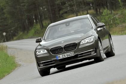 2013 BMW 750Li ( F01 ) 31