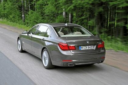 2013 BMW 750Li ( F01 ) 33