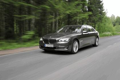 2013 BMW 750Li ( F01 ) 34