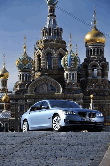 2013 BMW ActiveHybrid 7 ( F01 ) 1