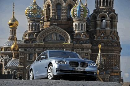 2013 BMW ActiveHybrid 7 ( F01 ) 2