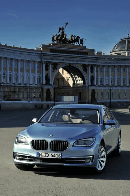 2013 BMW ActiveHybrid 7 ( F01 ) 5