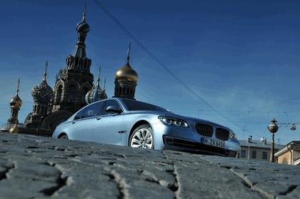 2013 BMW ActiveHybrid 7 ( F01 ) 10