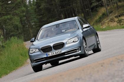 2013 BMW ActiveHybrid 7 ( F01 ) 13