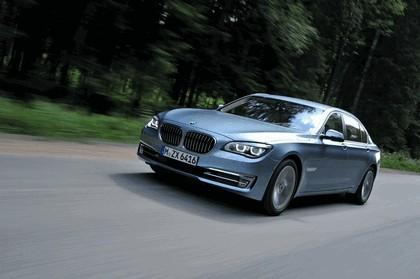 2013 BMW ActiveHybrid 7 ( F01 ) 19