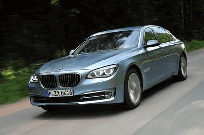2013 BMW ActiveHybrid 7 ( F01 ) 21