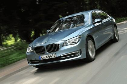 2013 BMW ActiveHybrid 7 ( F01 ) 22