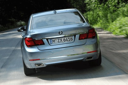 2013 BMW ActiveHybrid 7 ( F01 ) 24