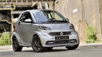 2012 Brabus ForTwo 10th anniversary ( based on Smart ForTwo ) 8