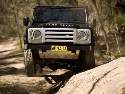 2008 Land Rover Defender 110 SVX 1