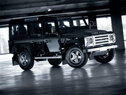2008 Land Rover Defender 110 SVX 8
