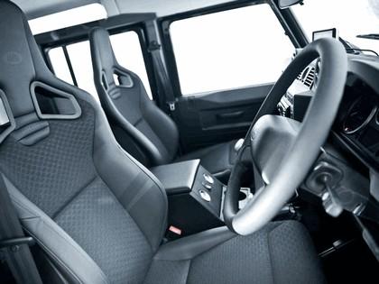 2008 Land Rover Defender 110 SVX 10
