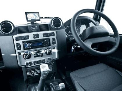 2008 Land Rover Defender 110 SVX 11