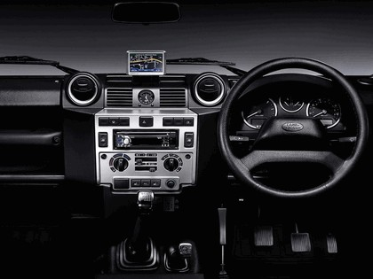 2008 Land Rover Defender 110 SVX 12