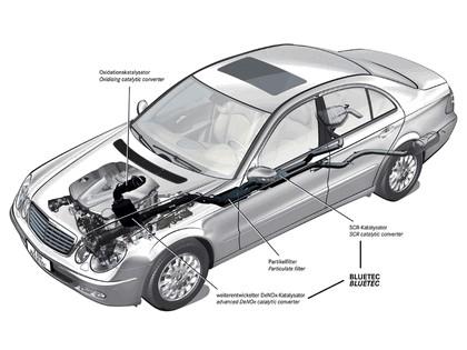2006 Mercedes-Benz Vision E320 BLUETEC concept 8