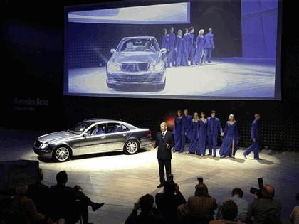 2006 Mercedes-Benz Vision E320 BLUETEC concept 11