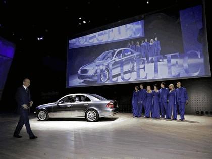 2006 Mercedes-Benz Vision E320 BLUETEC concept 12