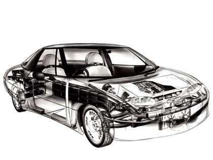 1996 General Motors EV1 6