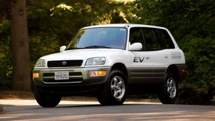 1997 Toyota RAV4 EV 5-door 9