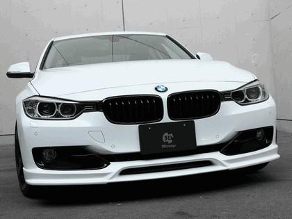 2012 BMW 3er ( F30 ) by 3D Design 4