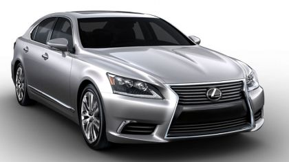 2013 Lexus LS 460 3