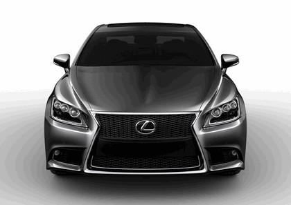 2013 Lexus LS 460 F-Sport 4