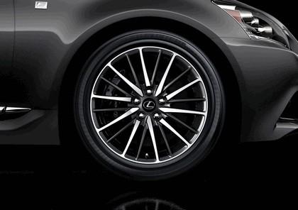 2013 Lexus LS 460 F-Sport 8