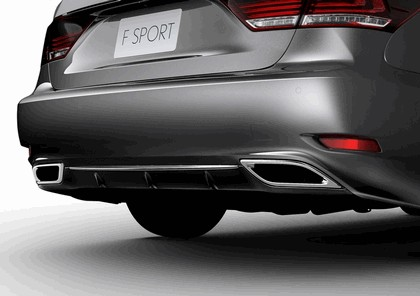 2013 Lexus LS 460 F-Sport 9
