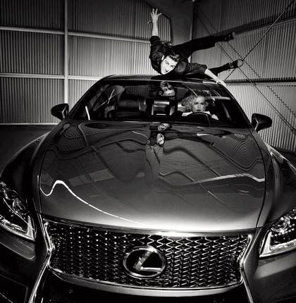 2013 Lexus LS 460 F-Sport 19