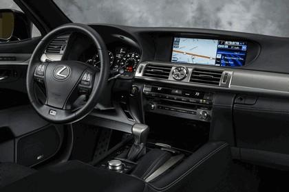 2013 Lexus LS 460 F-Sport 35