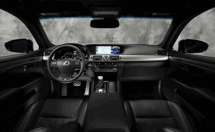 2013 Lexus LS 460 F-Sport 36