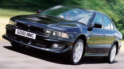 1999 Mitsubishi Galant Sport - UK version 4