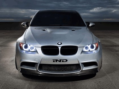 2012 BMW M3 ( E90 ) Silver Ghost by IND Distribution 3