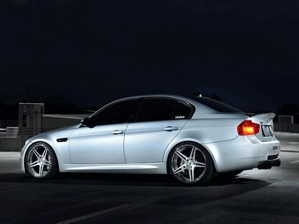 2012 BMW M3 ( E90 ) Silver Ghost by IND Distribution 4
