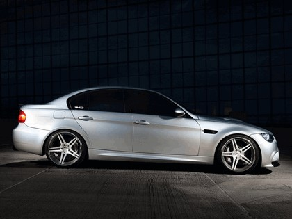2012 BMW M3 ( E90 ) Silver Ghost by IND Distribution 5