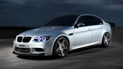 2012 BMW M3 ( E90 ) Silver Ghost by IND Distribution 7