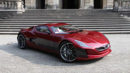 2012 Rimac Concept One - Villa Di Este 5