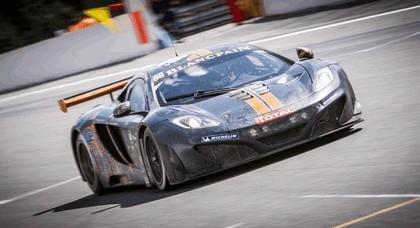 2012 McLaren MP4-12C GT3 - Spa 24 hours 1