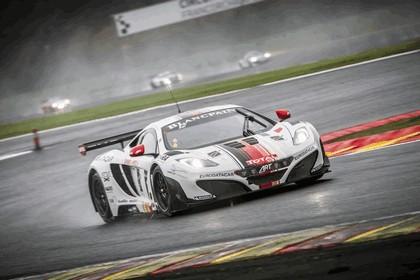 2012 McLaren MP4-12C GT3 - Spa 24 hours 6