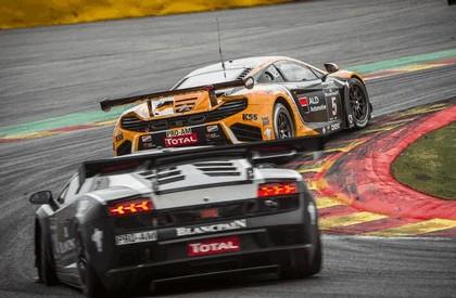 2012 McLaren MP4-12C GT3 - Spa 24 hours 8